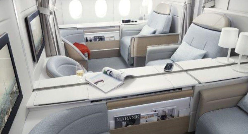 Air France's First Class