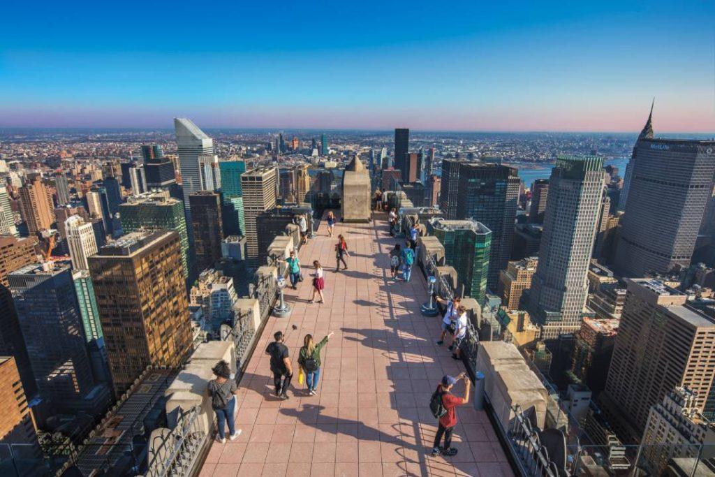 Best Overlook NYC
