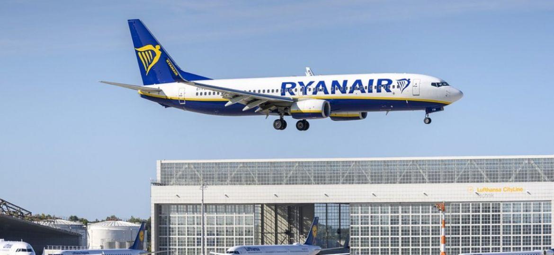 European Airline Ryanair