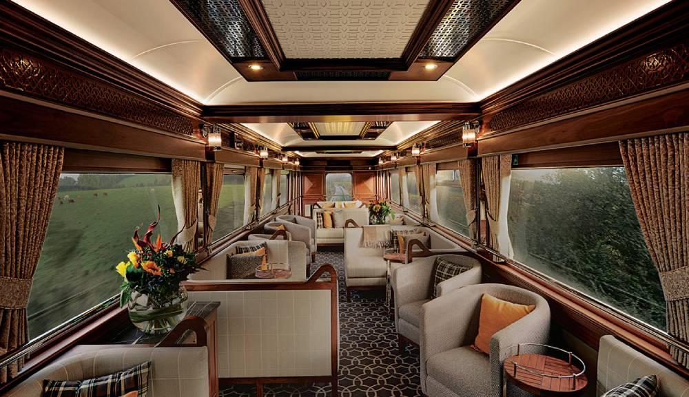 Ireland Luxury Train Belmond Grand Hibernian