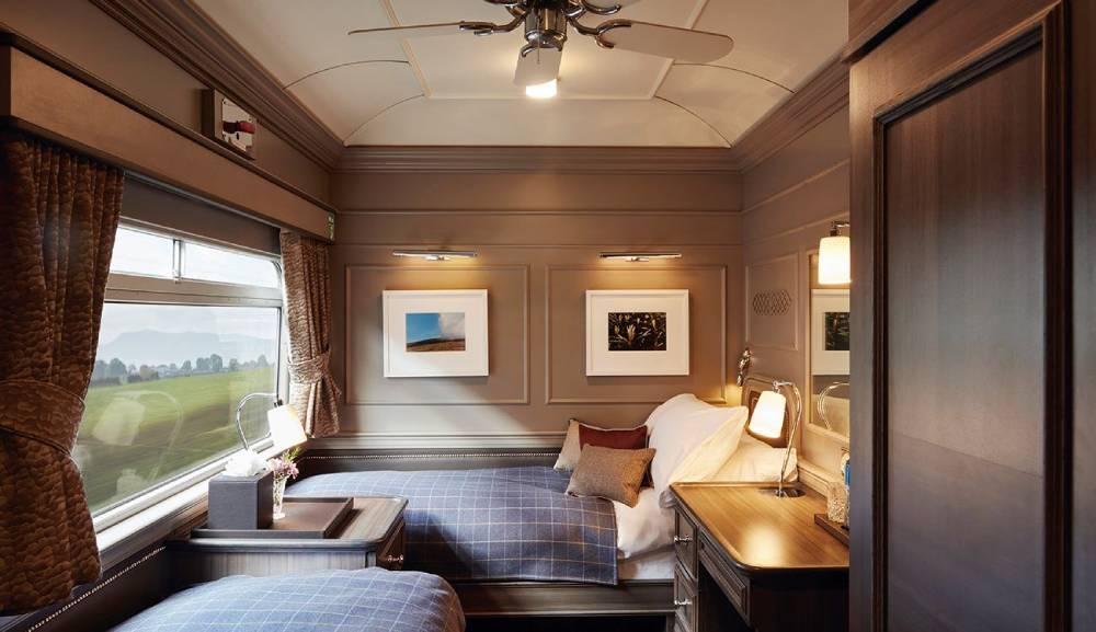 Belmond Luxury Train in Ireland