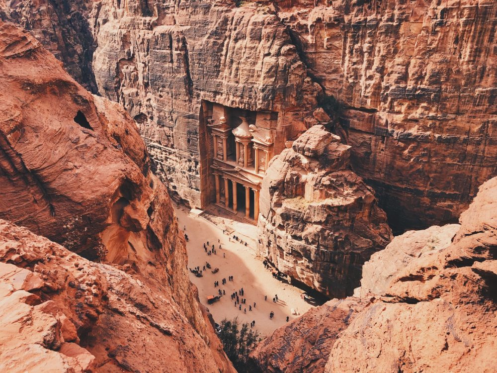 Security to Travel in Jordan