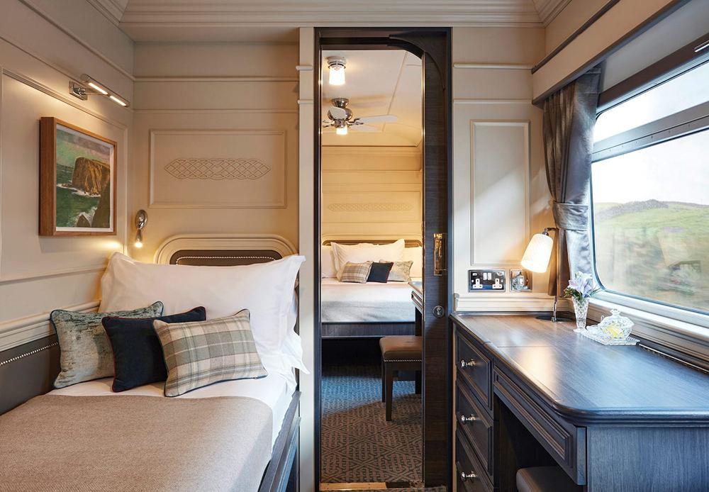 Luxury Train in Ireland