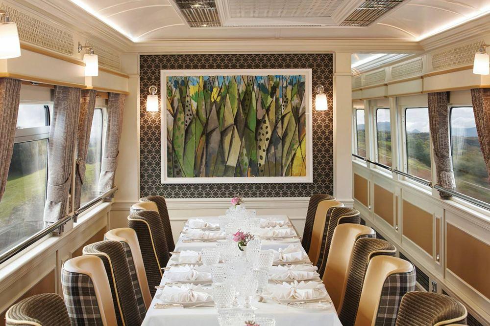 Luxury Train in Ireland Belmond 2