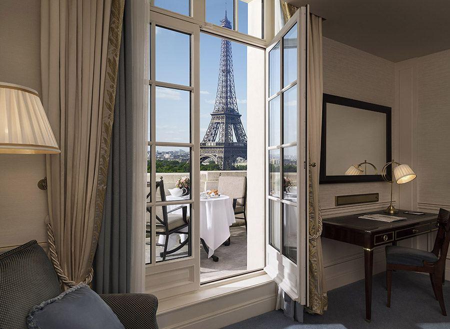 view in paris