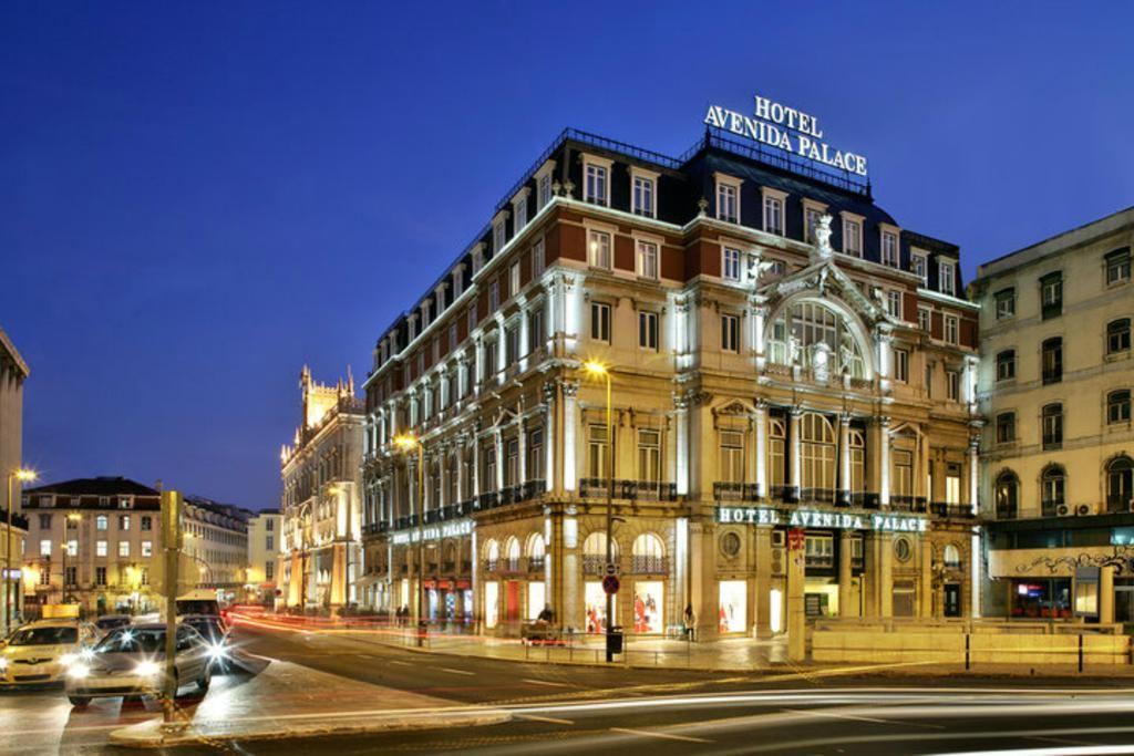 hotels in center of Lisbon