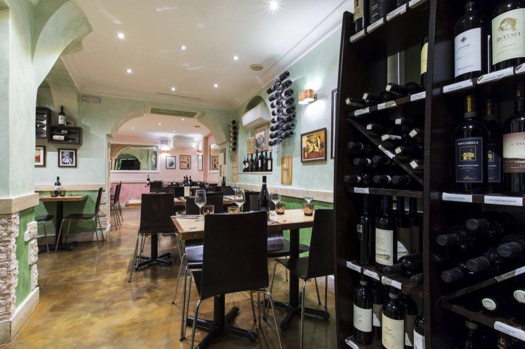 best restaurants in rome