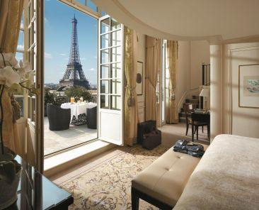 hotel in paris near to eiffel tower