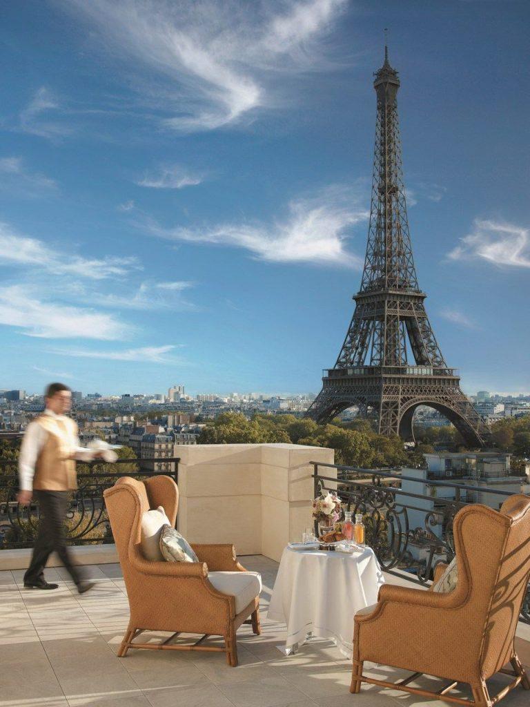 Shagri-la Paris